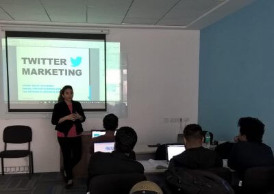 THE SOCIAL MANGO DIGITAL MARKETING TRAINING
