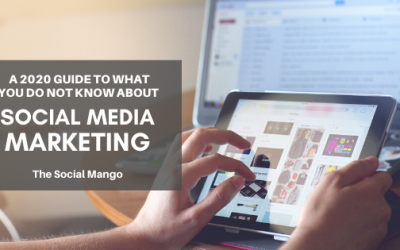 A 2020 Guide To What You Do Not Know About Social Media Marketing